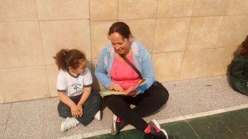 Leo leemos con padres (2)