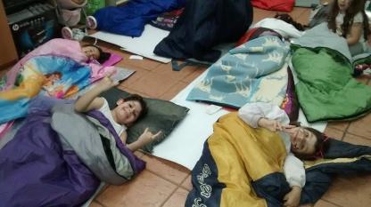 Precampamento y pernoctada sala de 5 (1)