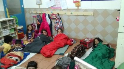 Precampamento y pernoctada sala de 5 (21)